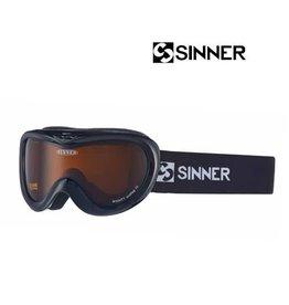 SINNER SKIBRIL MIGHTY Clear Black Jr.