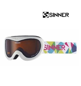 SINNER SKIBRIL MIGHTY Matte White Jr.