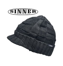 SINNER MUTS Elgon Black Unisex Adult