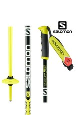 SALOMON SKISTOKKEN SALOMON Arctic S3 Yellow/Black