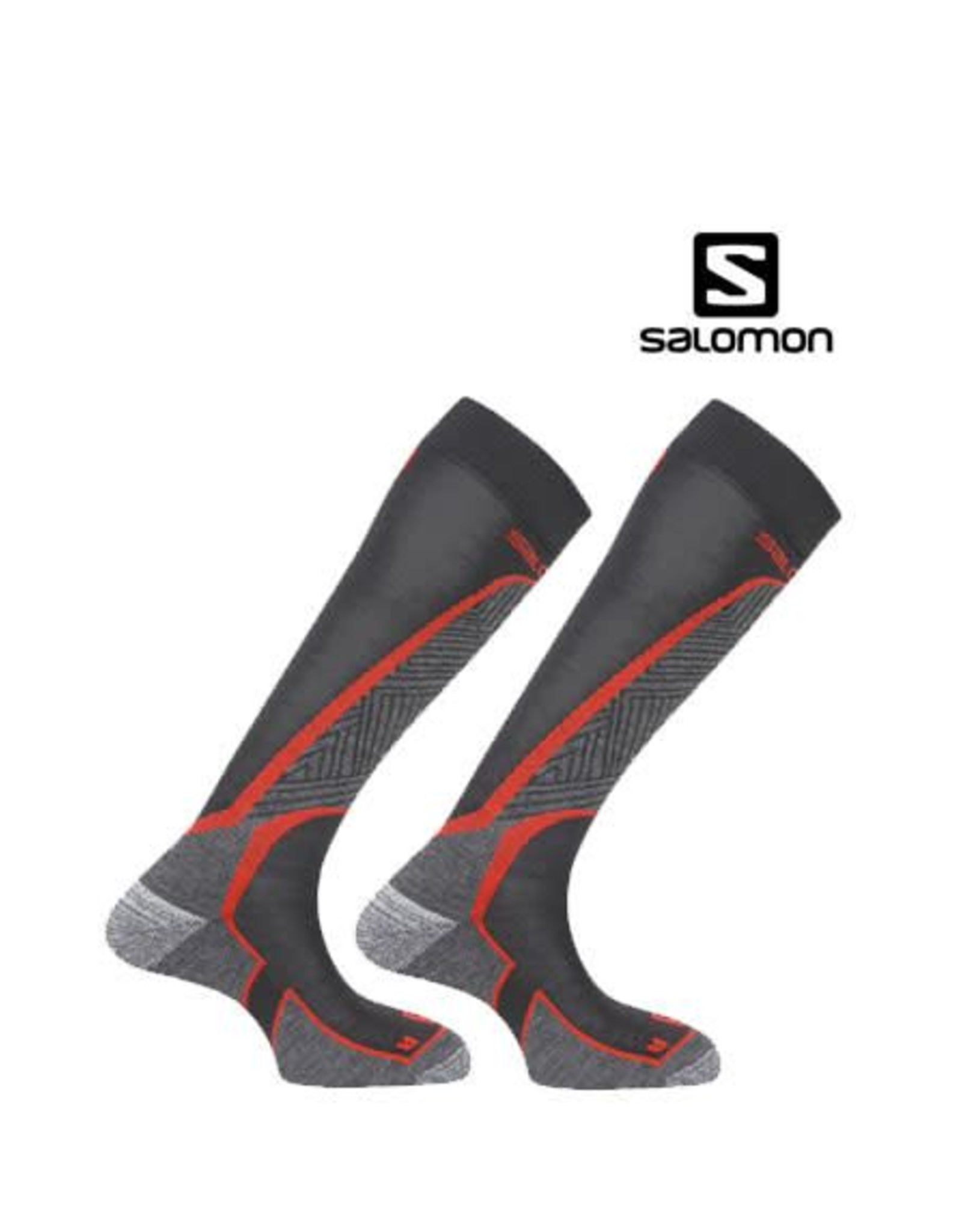 SALOMON SALOMON SKISOKKEN Impact RS