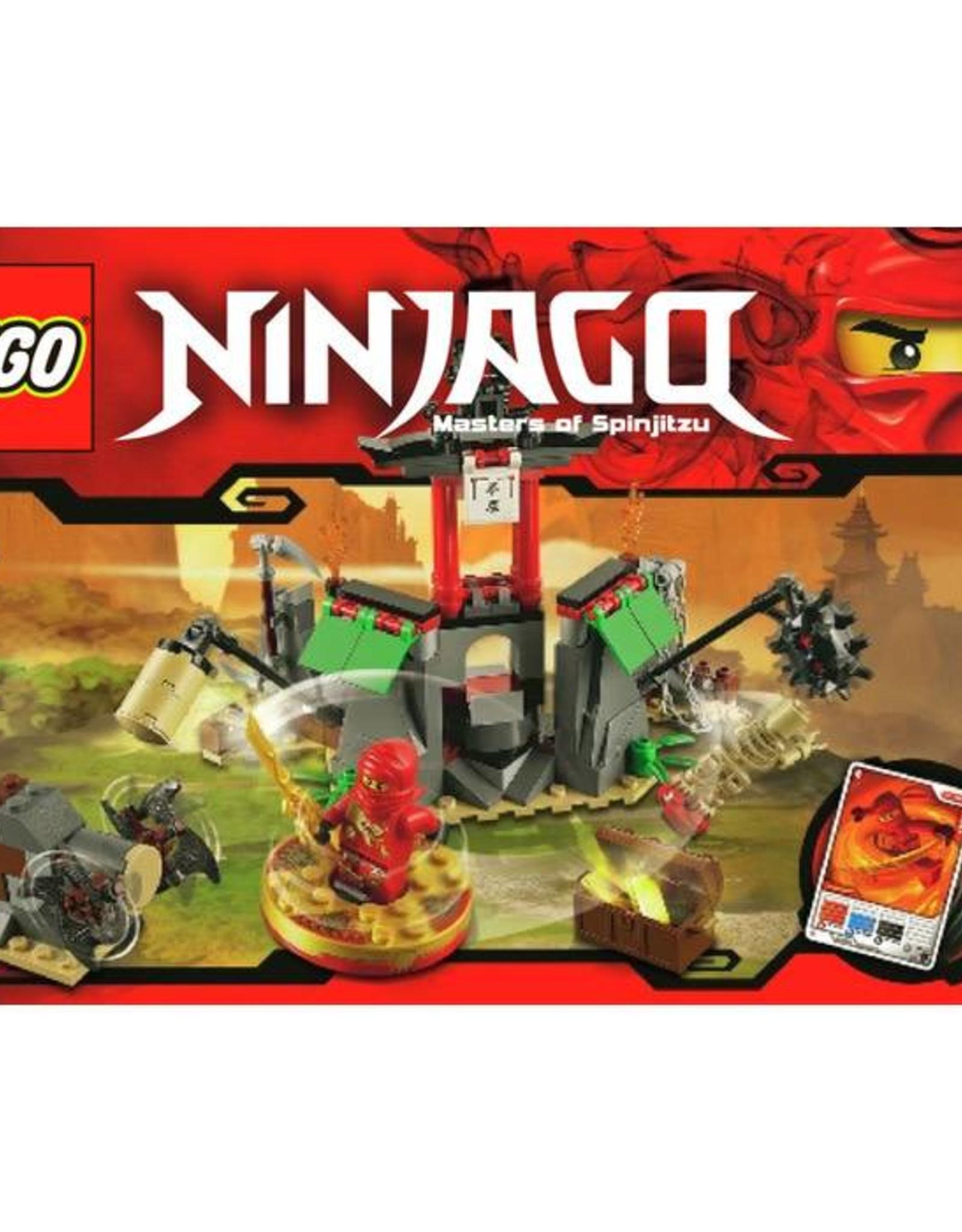 LEGO LEGO 2254 Ninja bergtempel NINJAGO
