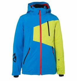 BRUNOTTI KENTUCKY Ski-jas Boys Pacific Blue mt 152