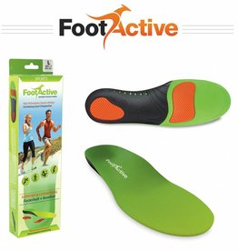 FOOT ACTIVE Inlegzolen Sport