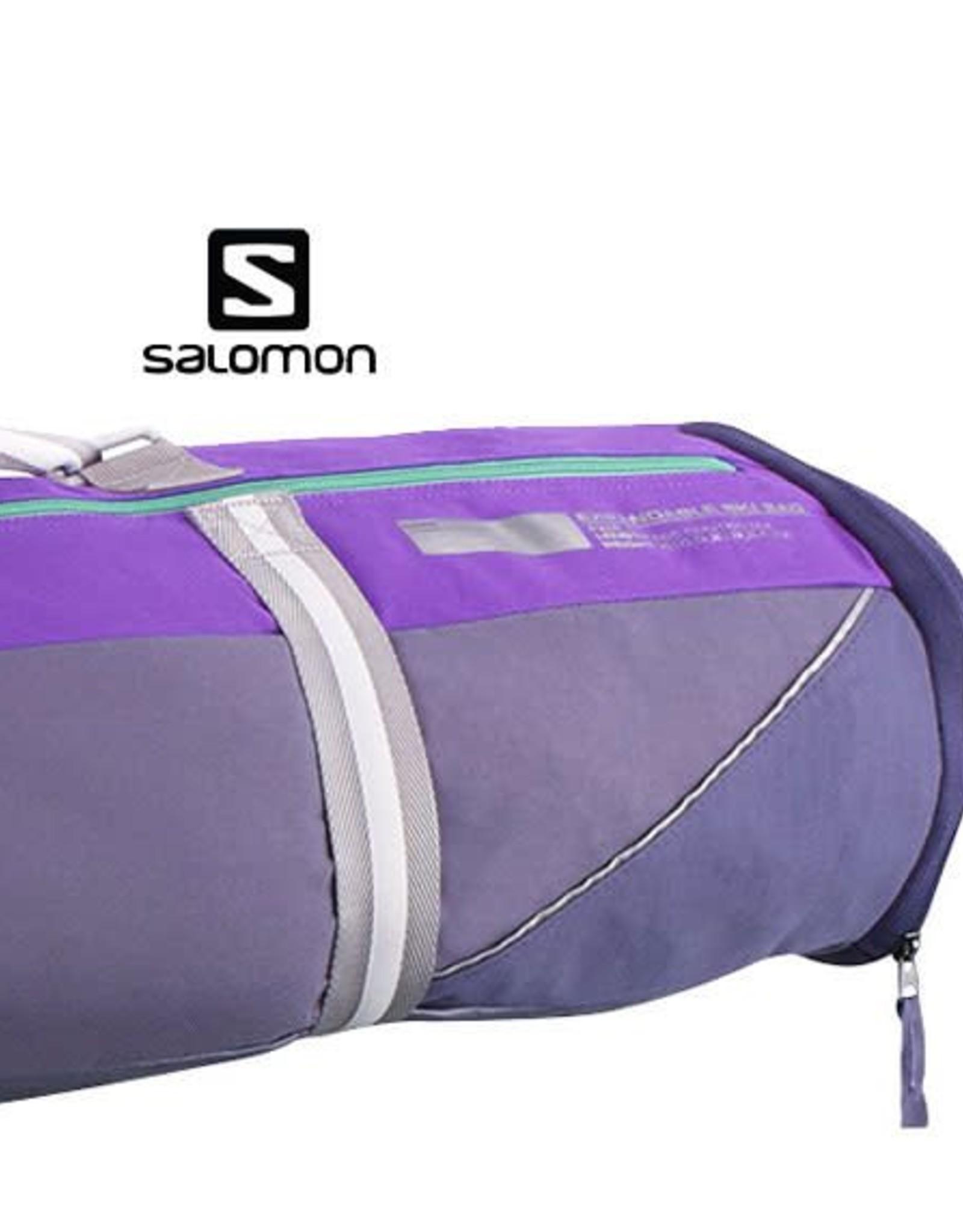 SALOMON SALOMON Skitas 165+20 Grey/Purple