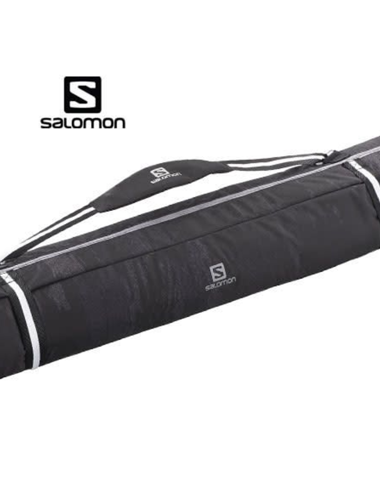 SALOMON SALOMON Skitas 165+20 Zwart