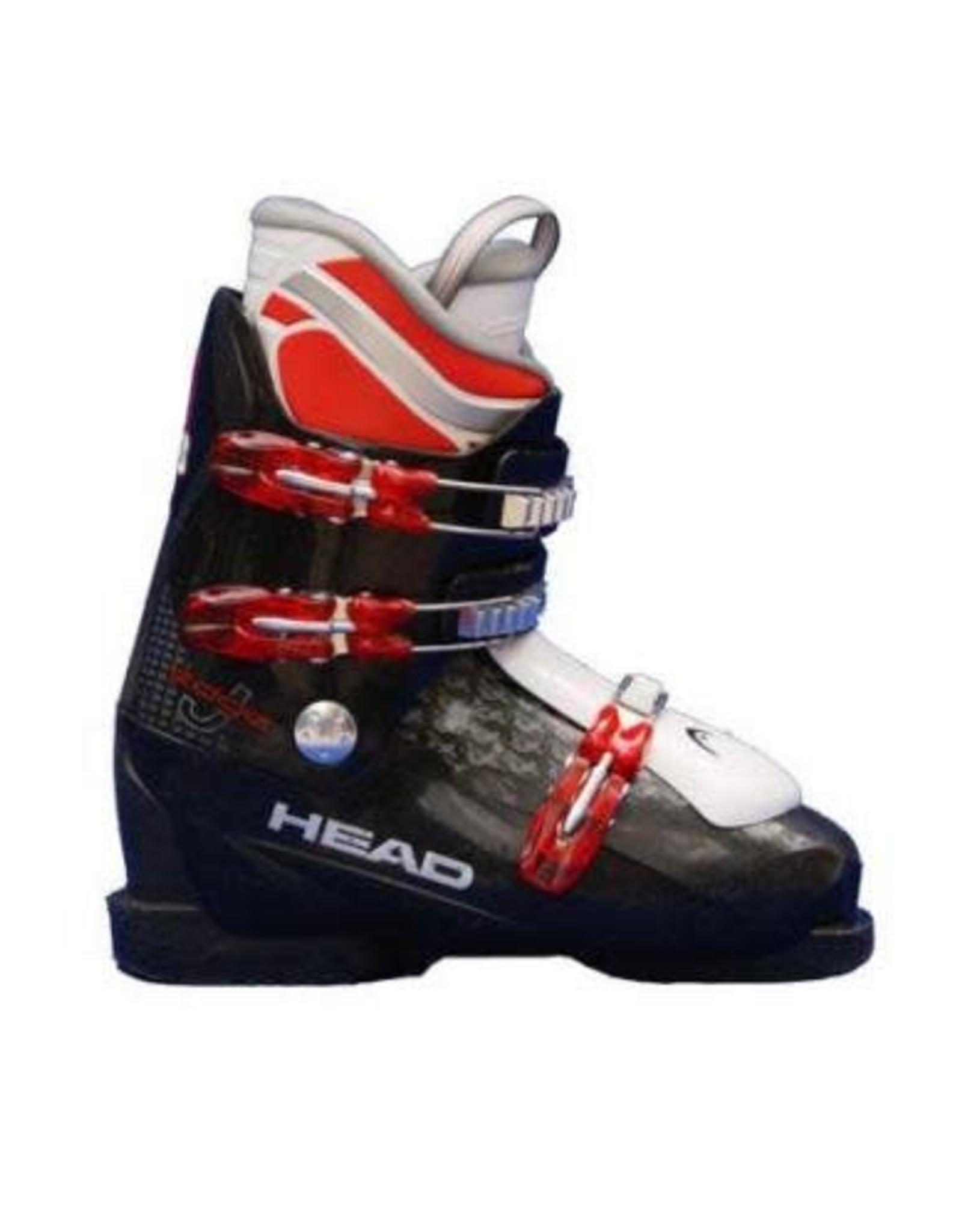 HEAD Skischoenen HEAD Edge J (zw/wit) Gebruikt