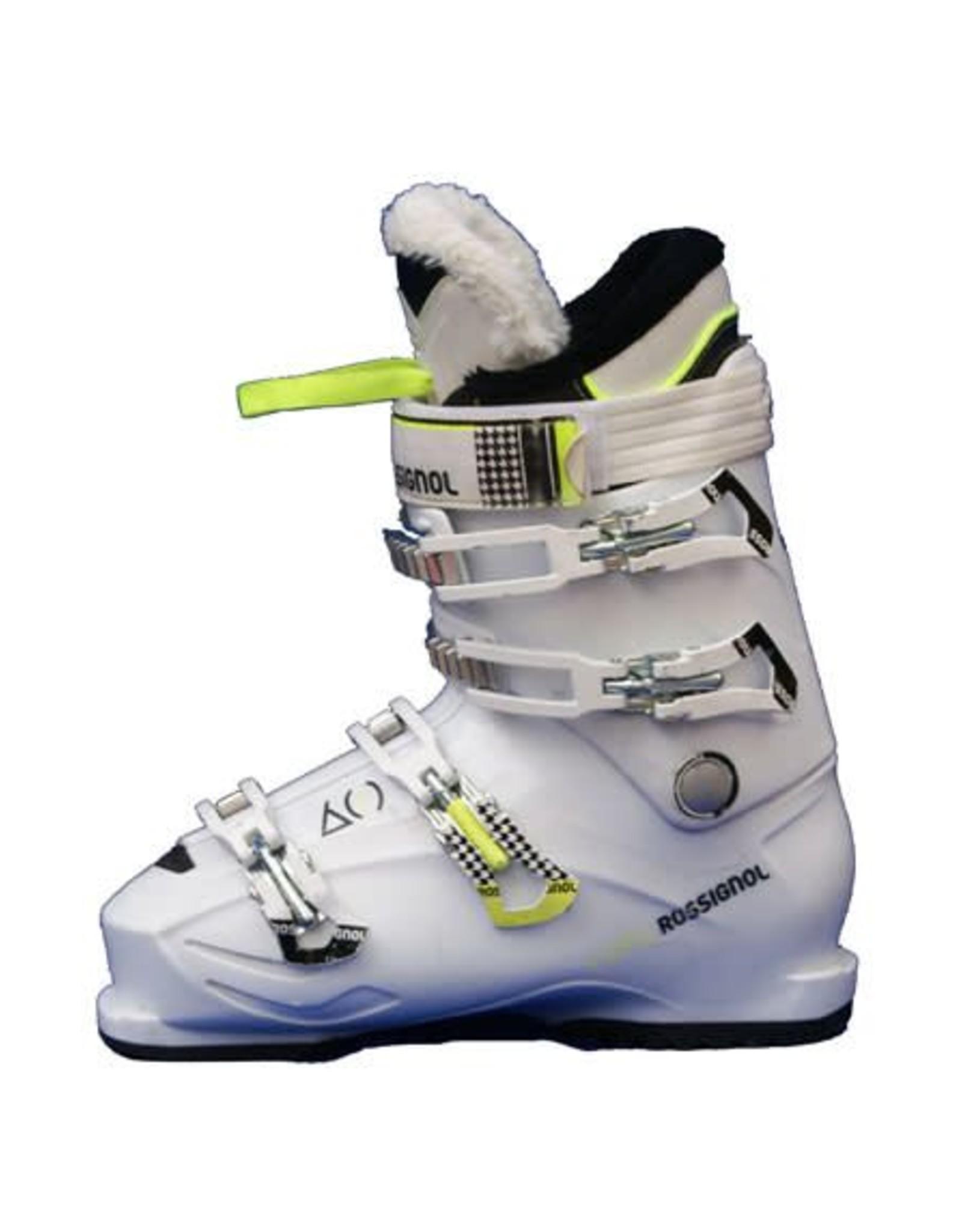 ROSSIGNOL Skischoenen ROSSIGNOL Kiara 60 Gebruikt