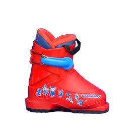SALOMON Skischoenen Poppetjes (yeah) Gebruikt mt 25