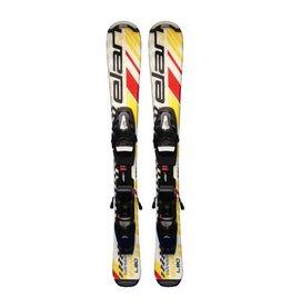 ELAN Exar Pro (wit/gl/rd) Ski's Gebruikt