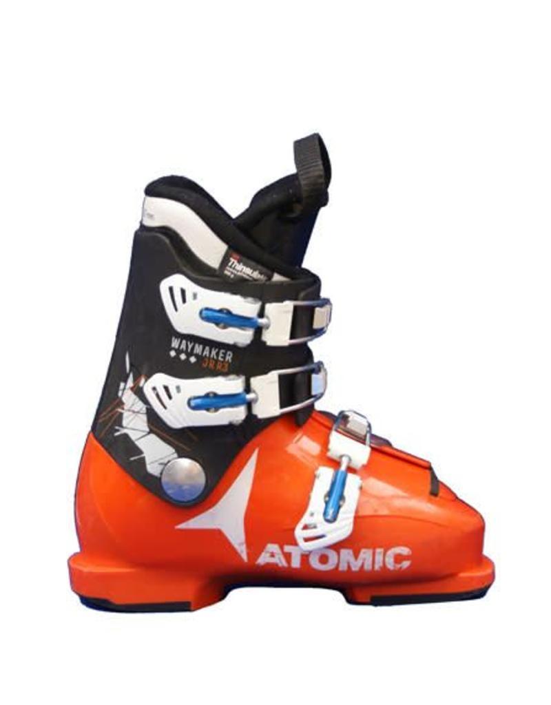 ff835aa490b Skischoenen ATOMIC Waymaker JR R3 Oranje Gebruikt - Crossdock
