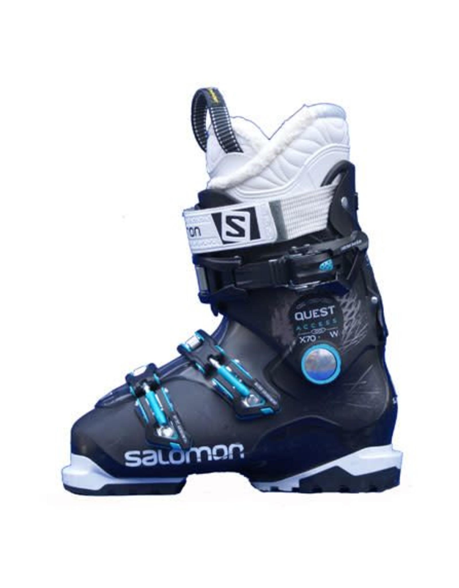 SALOMON Skischoenen SALOMON Quest Access X70-W Gebruikt Maat 38