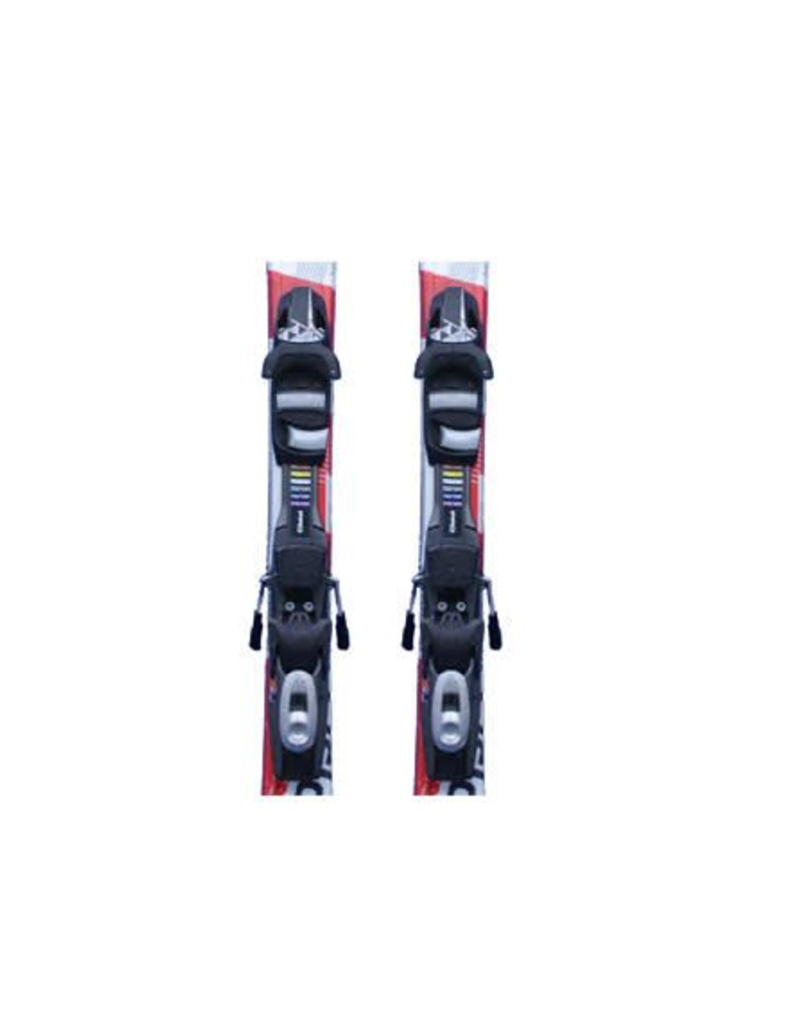 V3 TEC V3 Tec RCS pro wit/rood Ski's Gebruikt