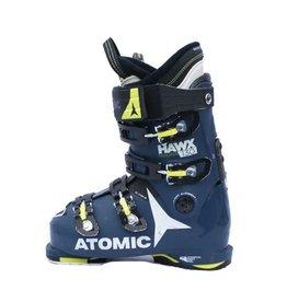 ATOMIC Hawx Magna 130 D.Bl/Geel/Wit Skischoenen Gebruikt