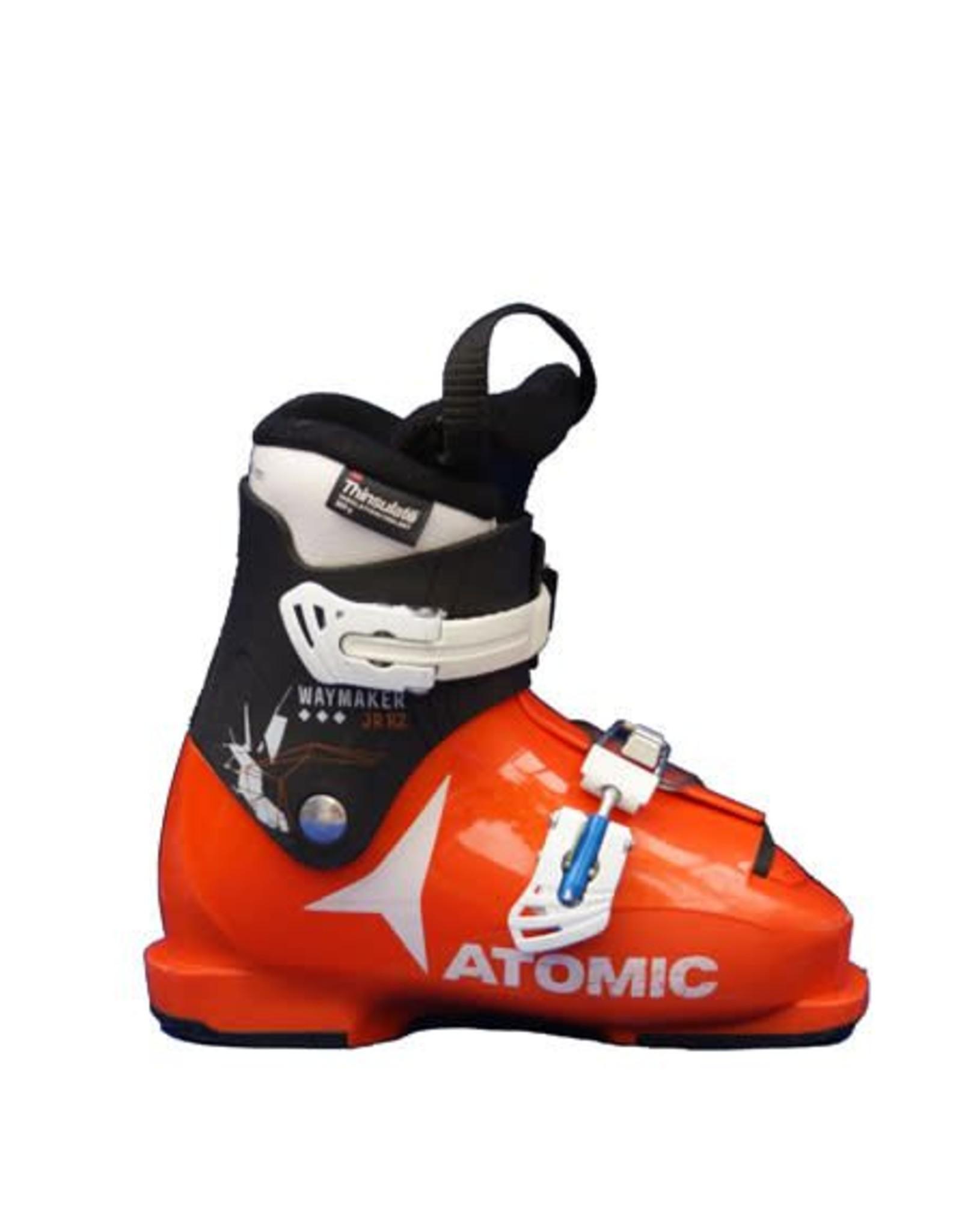 ATOMIC Skischoenen ATOMIC Waymaker JR R2 Oranje Gebruikt