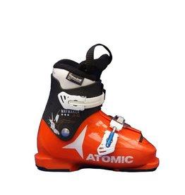 ATOMIC Waymaker JR R2 Oranje Skischoenen Gebruikt