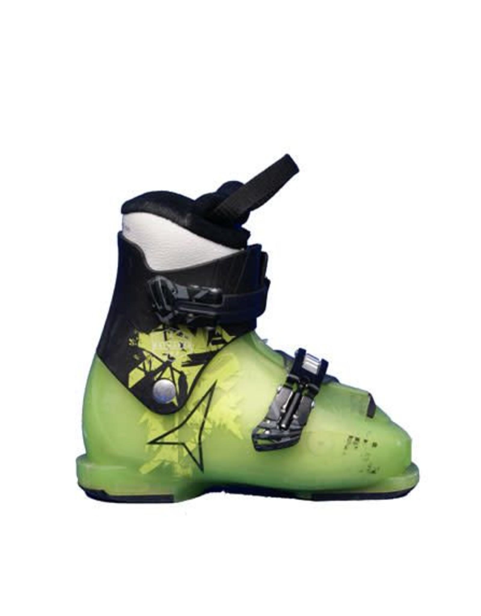 ATOMIC Skischoenen ATOMIC Waymaker JR R2  Groen Gebruikt