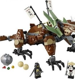 LEGO 2509 Earth Dragon Defense NINJAGO