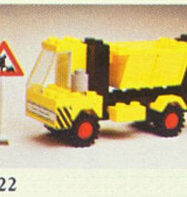LEGO 622 Tipper Truck LEGOLAND