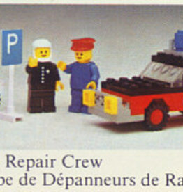 LEGO 673 Rally Repair Crew LEGOLAND