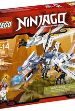 LEGO LEGO 2260 IJsdraak NINJAGO