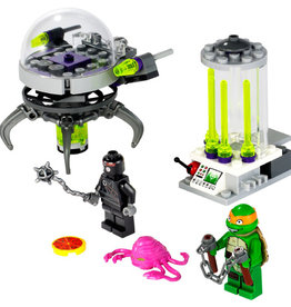 LEGO 79100 Kraang Crab Escape TURTELS