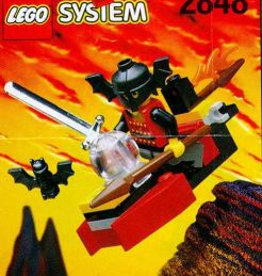 LEGO 2848 Frights Knight Flying Machine SYSTEM