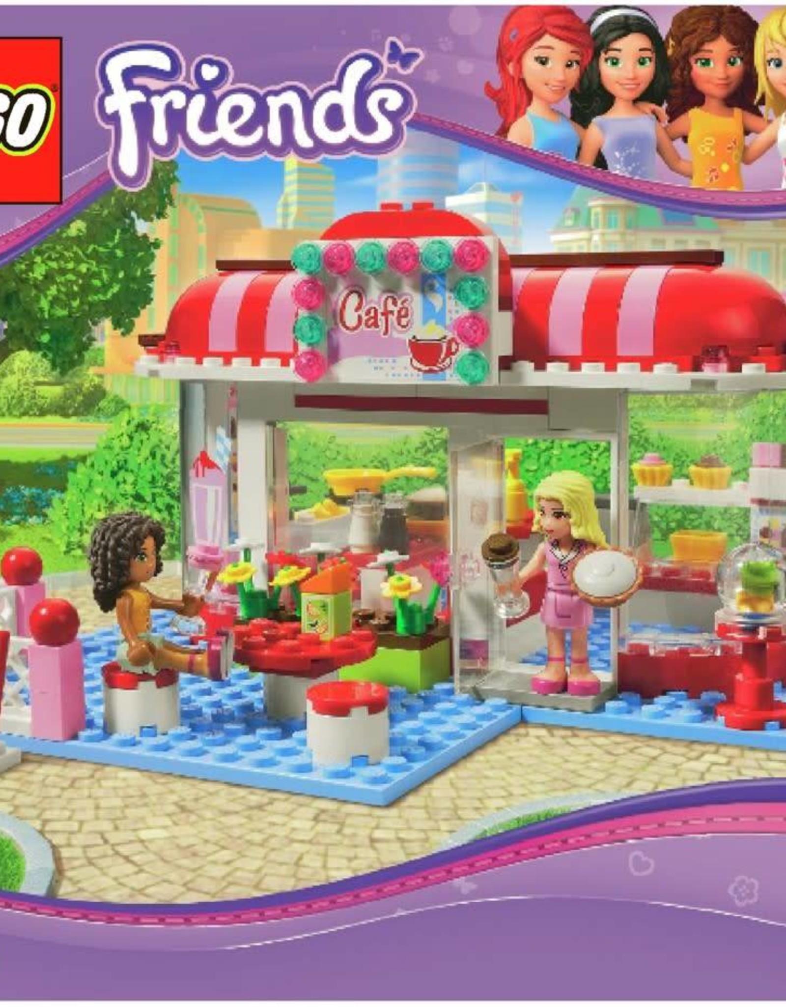 LEGO LEGO 3061 City Park Cafe FRIENDS