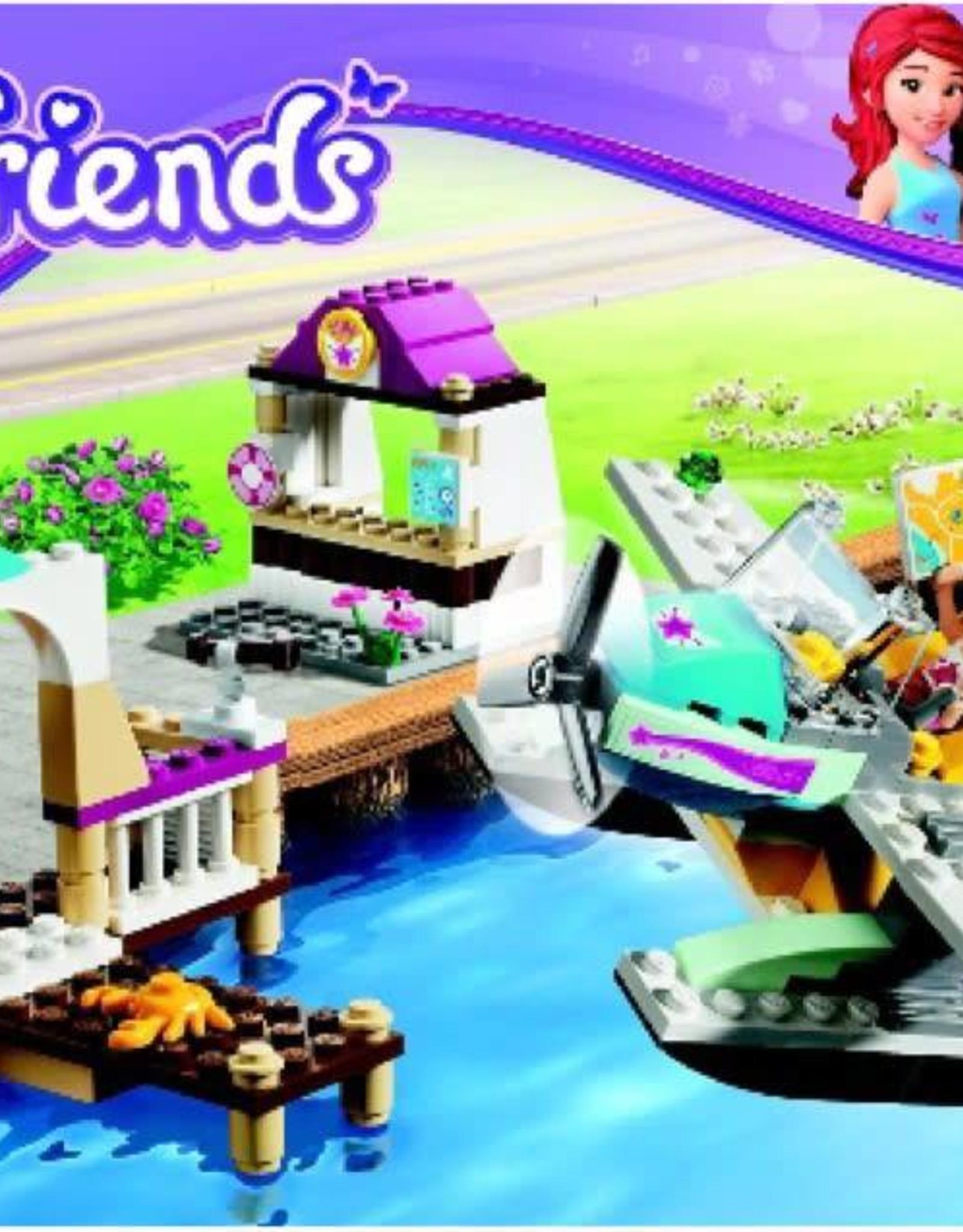 LEGO LEGO 3063 Heartlake Vliegclub FRIENDS