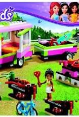 LEGO LEGO 3184 Avonturen camper FRIENDS