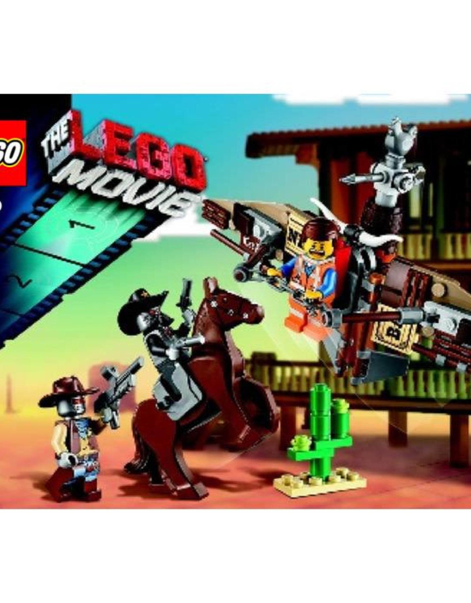 LEGO LEGO 70800 Getaway Glider MOVIE