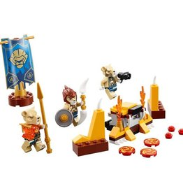 LEGO 70229 Lion Tribe Pack CHIMA