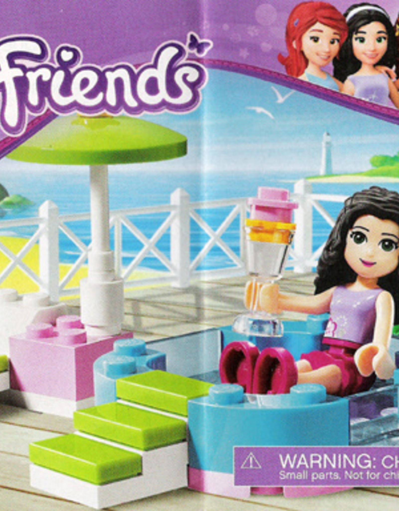 LEGO LEGO 3931 Emma's zwembadje FRIENDS