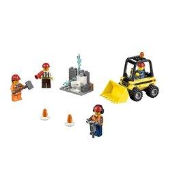 LEGO 60072 Bouwplaats starterset CITY