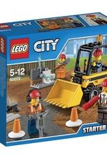 LEGO LEGO 60072 Bouwplaats starterset CITY