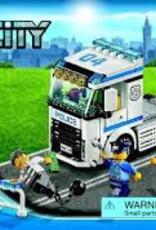 LEGO LEGO 60044 Politie Mobiele Politiepost CITY