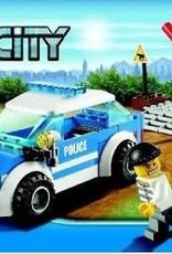 LEGO LEGO 4436 Grenspolitie met boef CITY