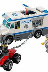 LEGO LEGO 60043 Politie Boeven vervoer CITY