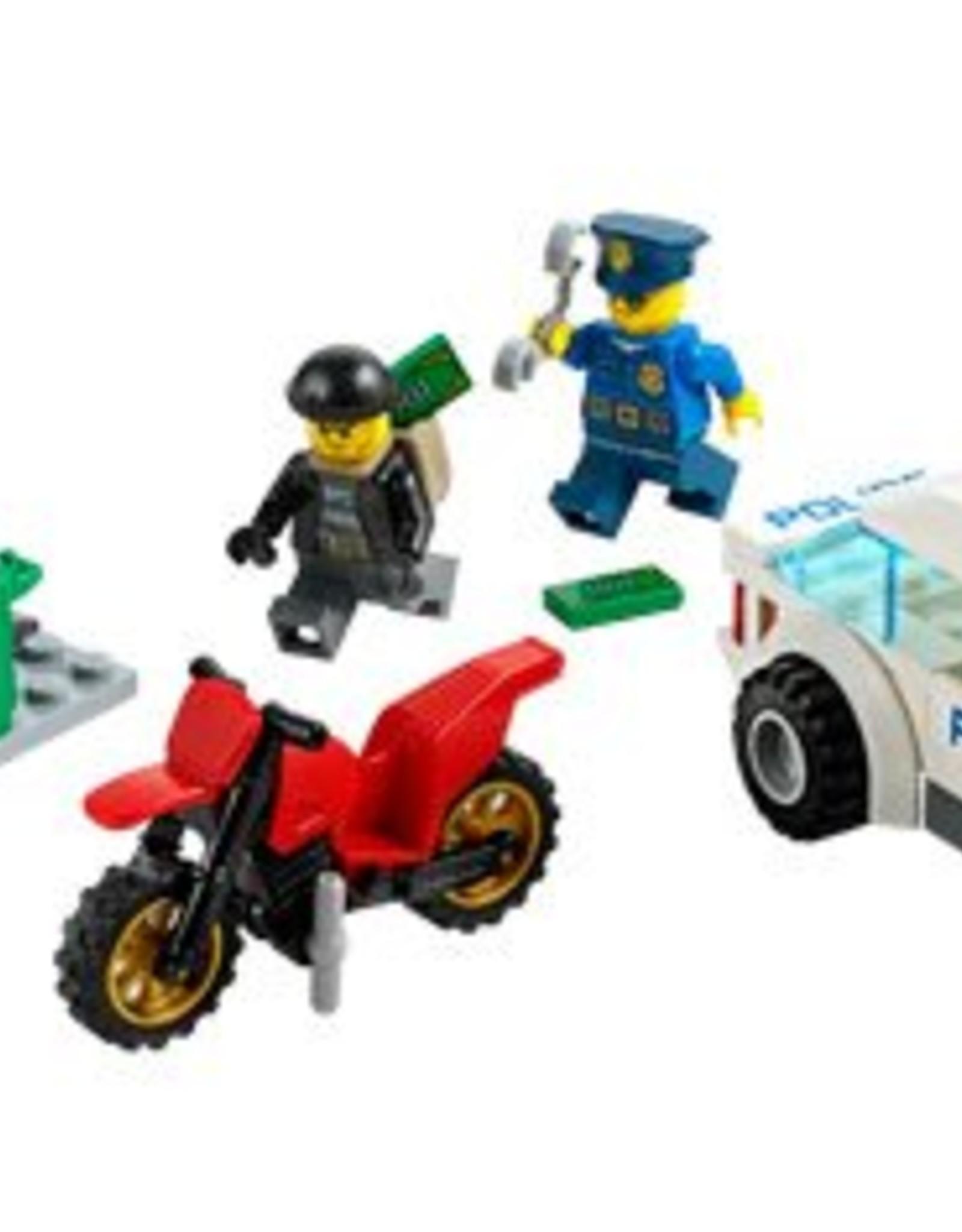 LEGO LEGO 60042 Boevenjacht met 2 crossmotors CITY