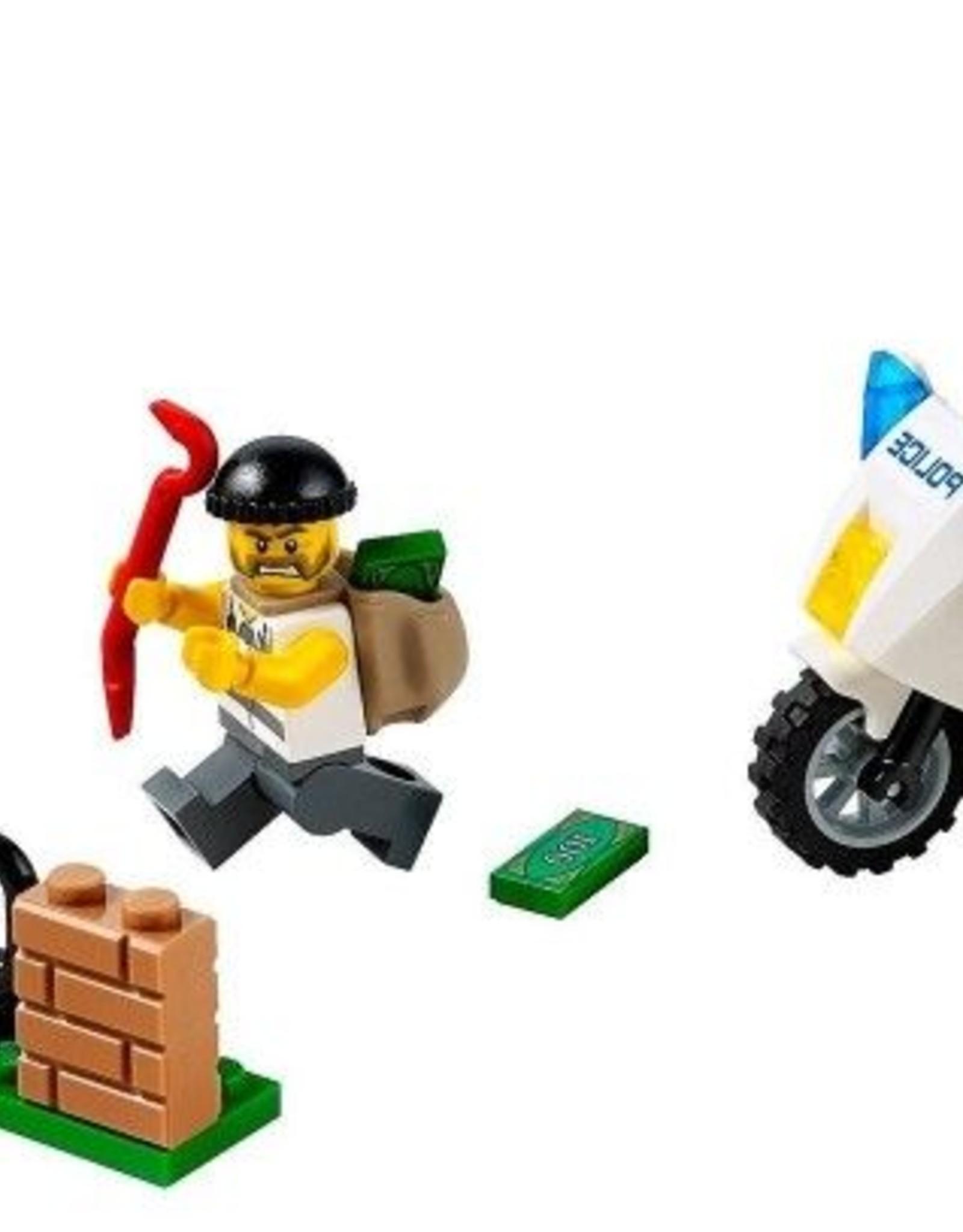 LEGO LEGO 60041 Boevenjacht met politiemotor CITY