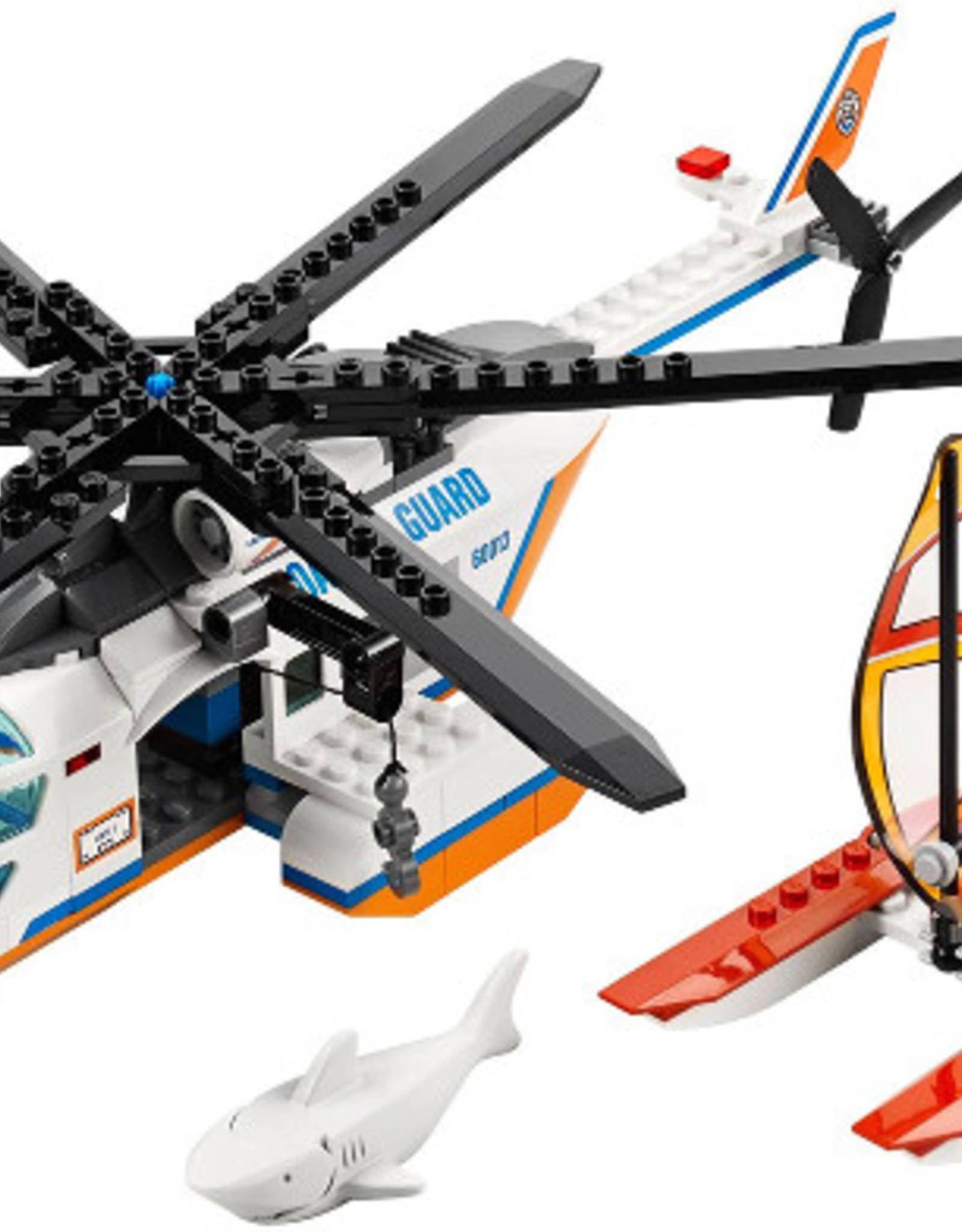 LEGO LEGO 60013 Coast Guard Helicopter CITY