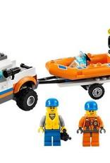 LEGO LEGO 60012 Coast Guard met duikersboot CITY
