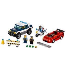 LEGO 60007 Snelle Achtervolging CITY