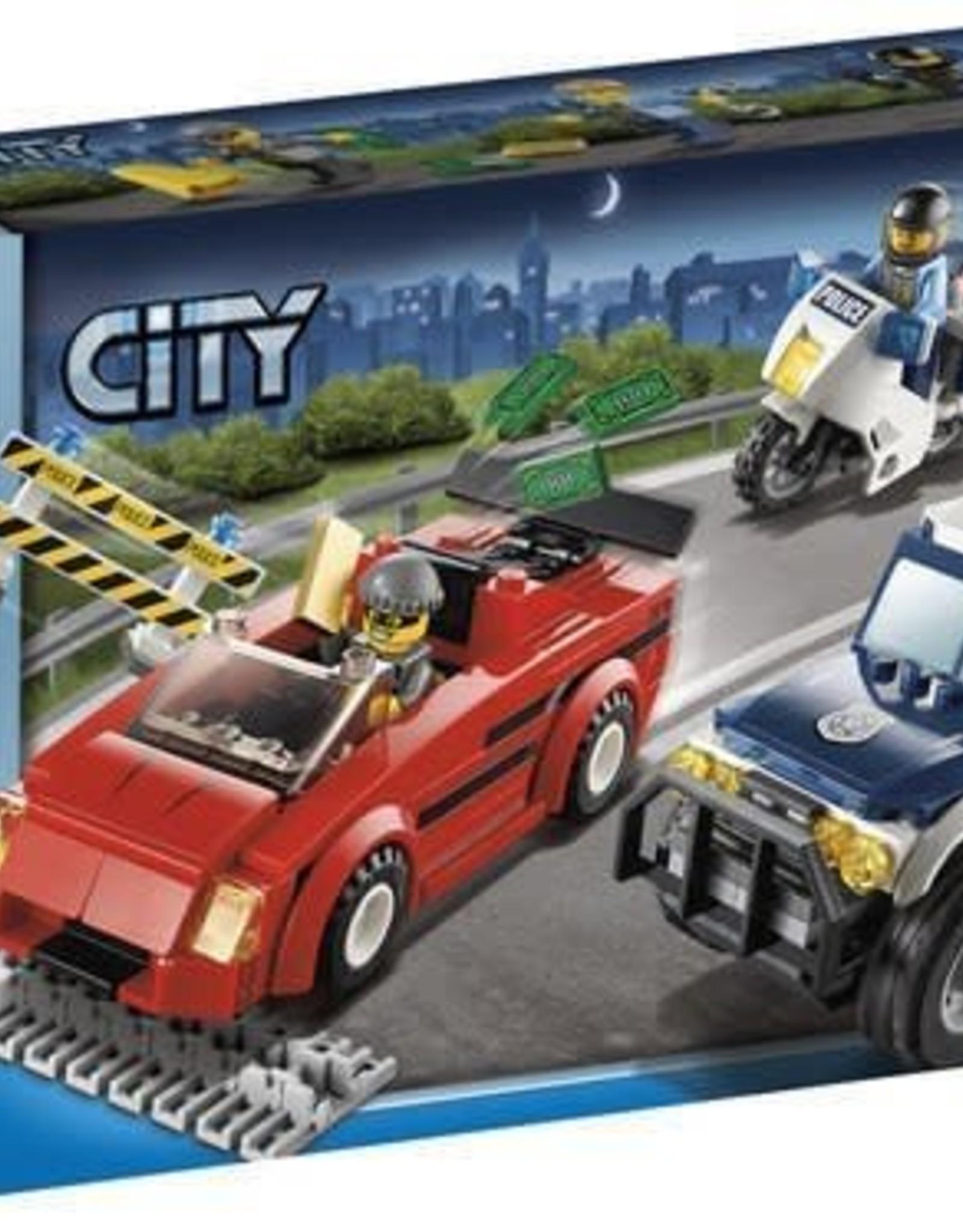 LEGO LEGO 60007 Snelle Achtervolging CITY