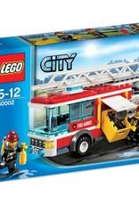 LEGO LEGO 60002 Brandweer ladderwagen CITY