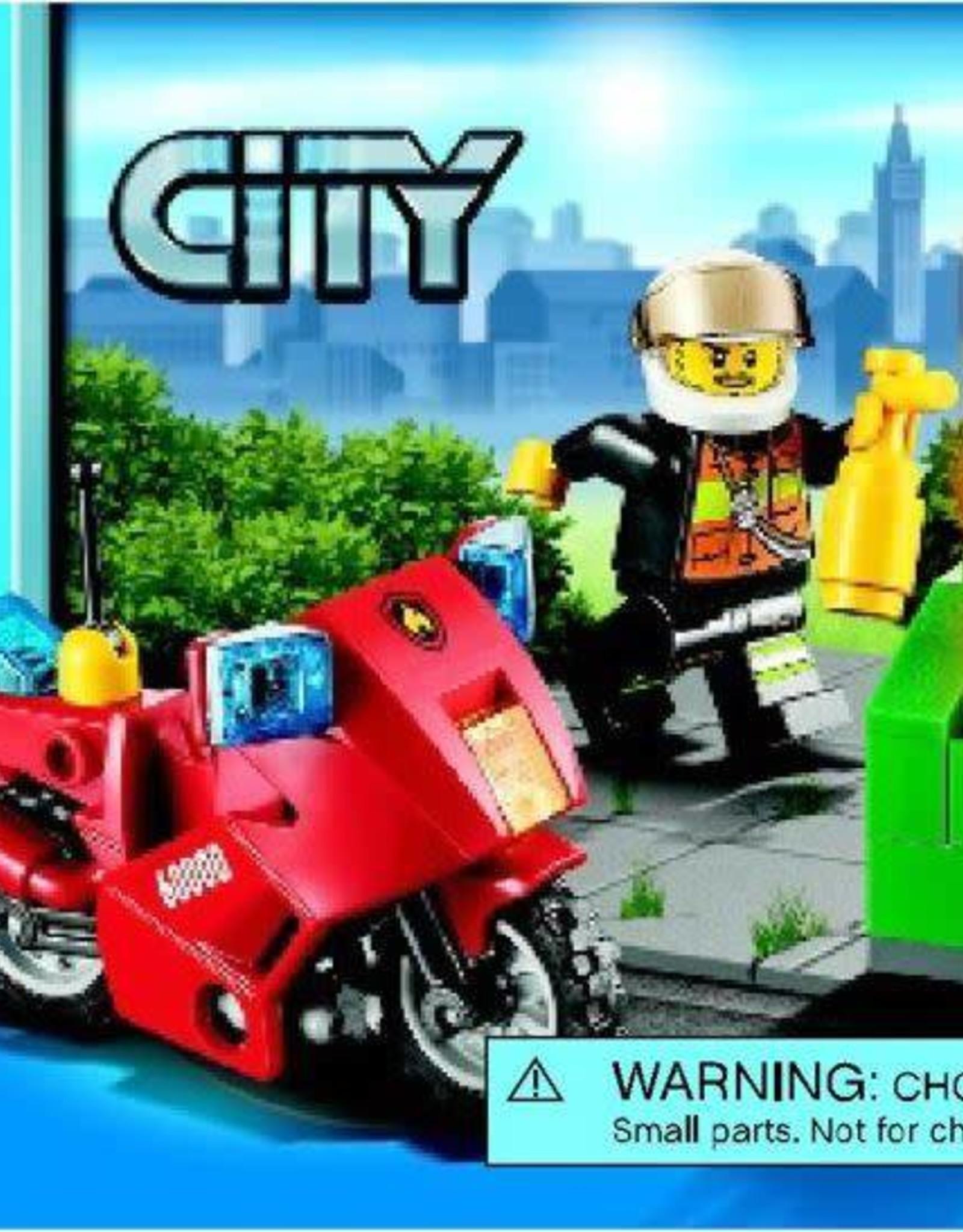 LEGO LEGO 60000 Brandweer  motor  CITY