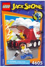LEGO LEGO 4605 Fire Response SUV JACK STONE