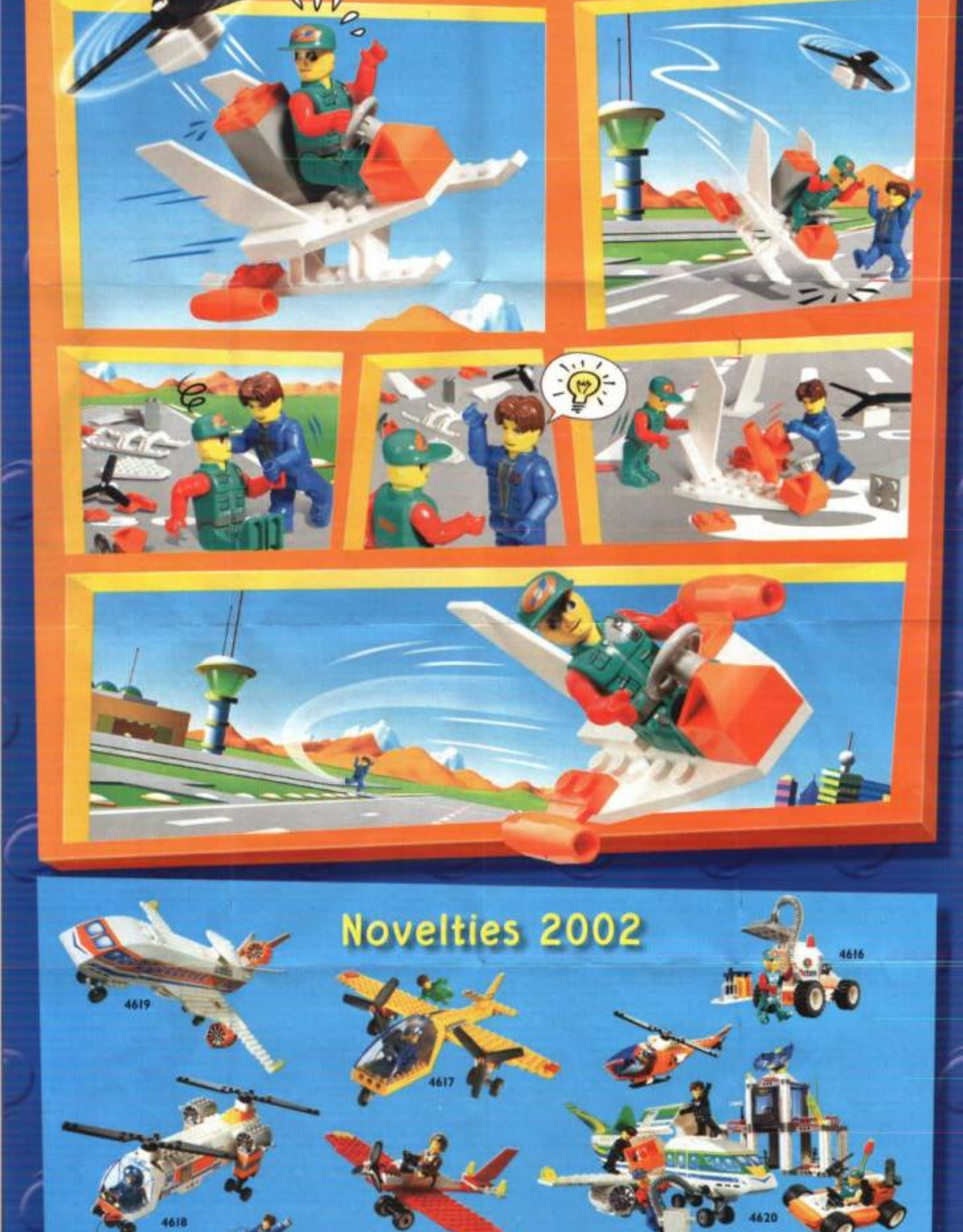 LEGO LEGO 4613 Turbo Chopper JACK STONE