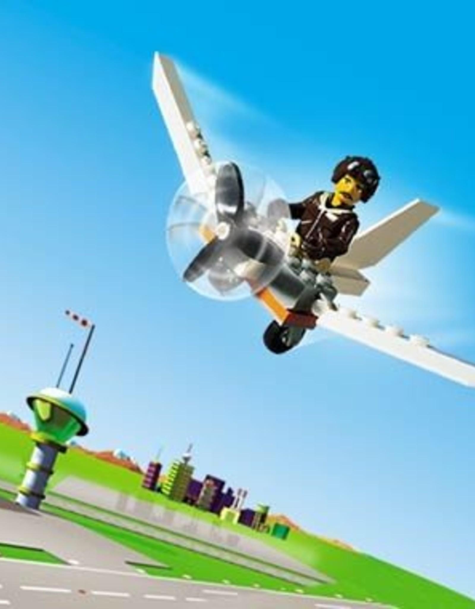 LEGO LEGO 4614 Ultralight Flyer JACK STONE