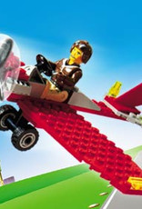 LEGO LEGO 4615 Red Recon Flyer JACK STONE